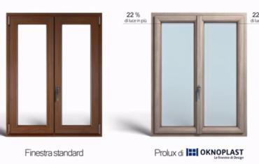 Finestre alluminio o legno alluminio