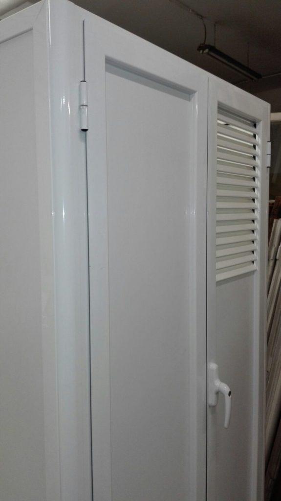 Armadi per esterno infissi iacovelli - Armadi in alluminio per esterni ...